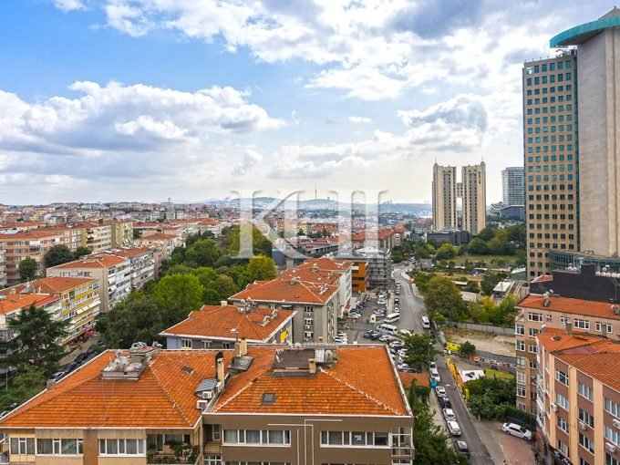 Two-Bedroom Istanbul Apartment For Sale