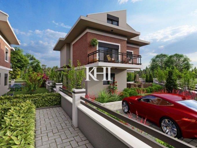 Semi-Detached Villas For Sale In Akarca