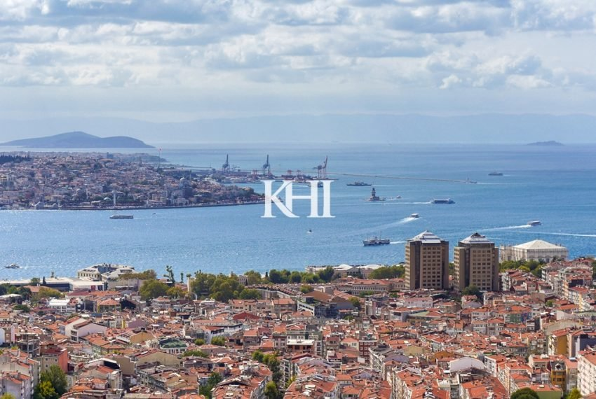 Bosphore View Residence For Sale in Istanbul