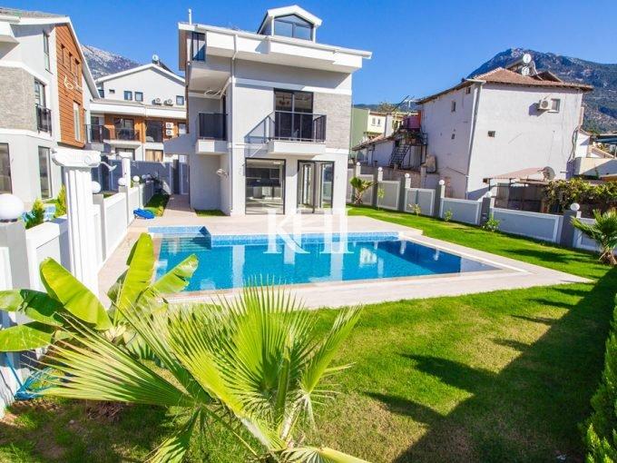 Brand-New Hisaronu Villas