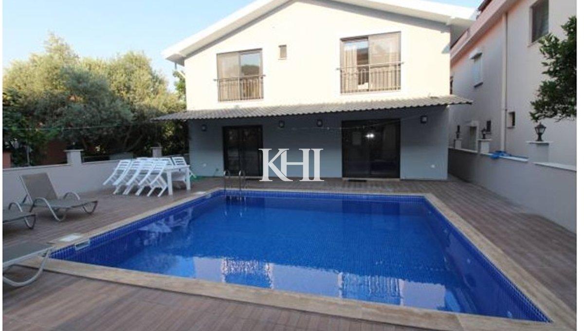 Four-Bedroom Villa For Sale In Dalyan