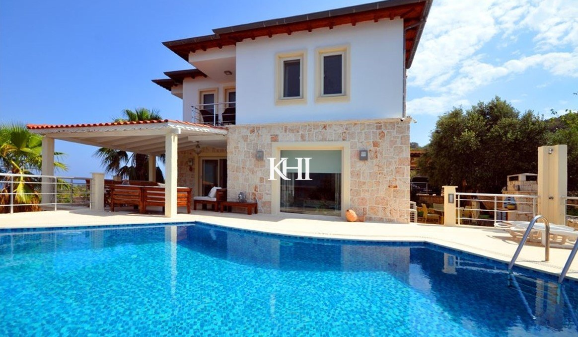 Three-Bedroom Kas Villa For Sale