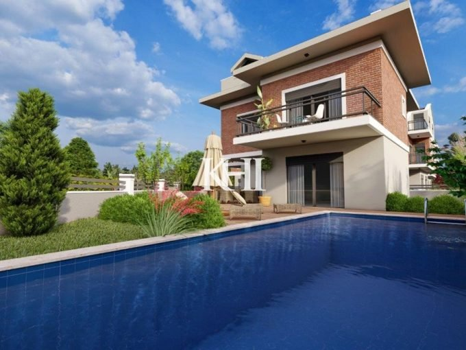 Detached Villa In Akarca For Sale