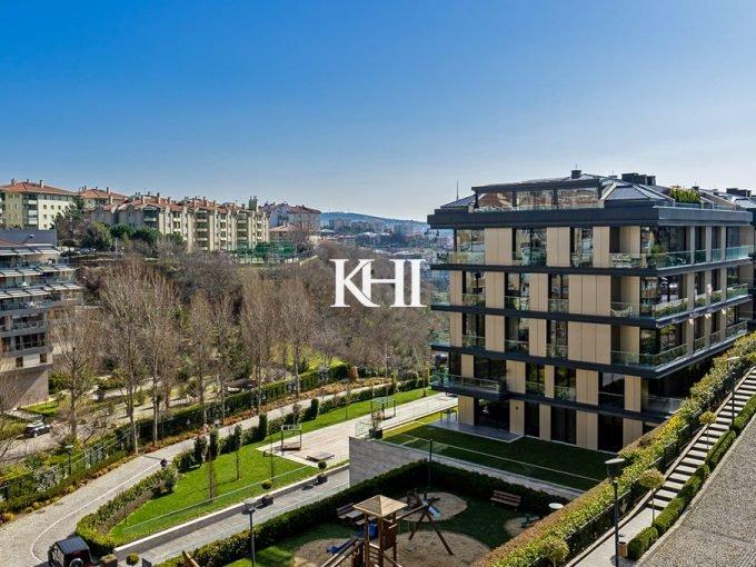 Luxury Apartment In Yoo Istanbul