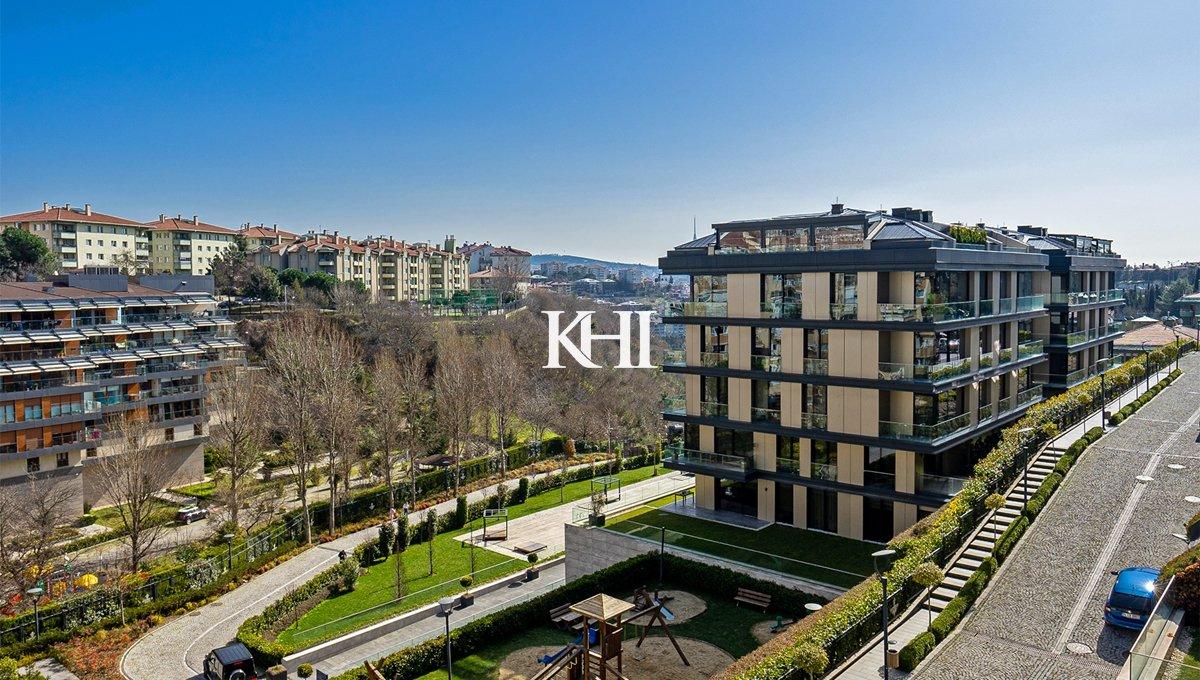 Luxury Besiktas Apartment For Sale