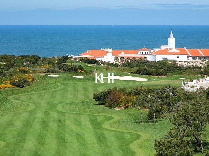 Furnished Golf Resort Apartment in Peniche