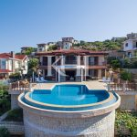 Unique 5 Bedroom Stone House With Sea Views In Kas