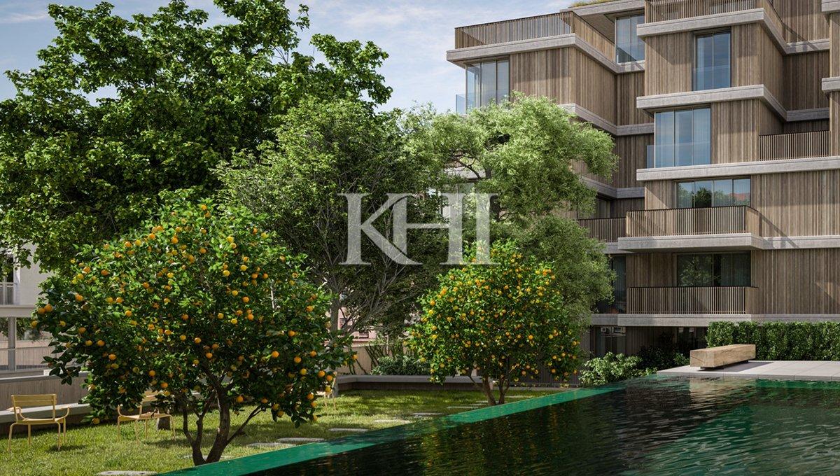 Three-Bedroom Sustainable Apartments In Graca Lisbon