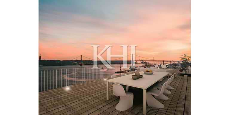 Exclusive Penthouse In Lisbon
