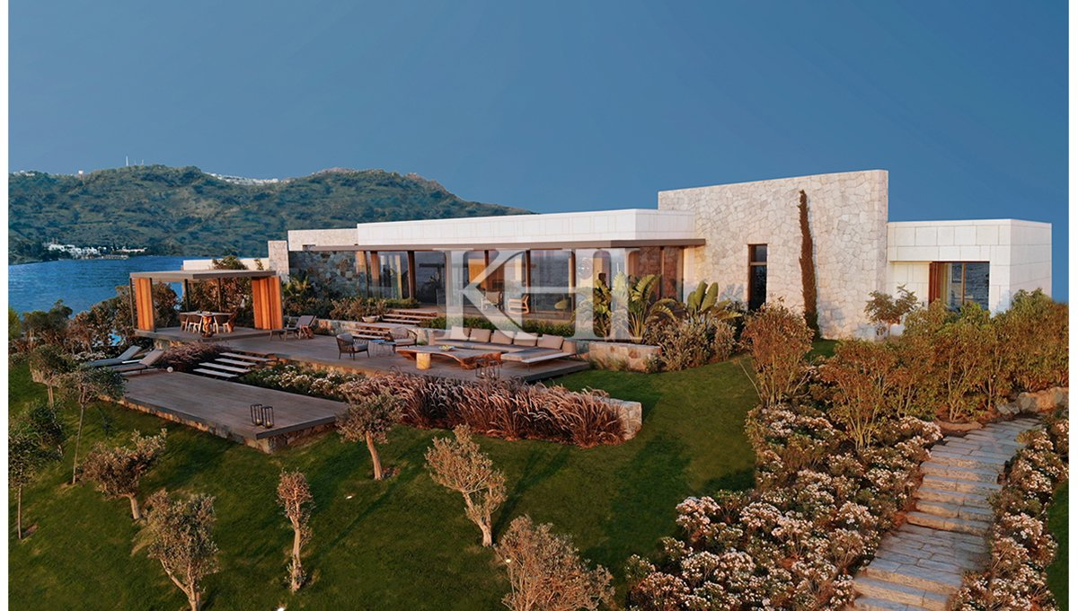 Key-Ready Luxury Bodrum Yalikavak Villas