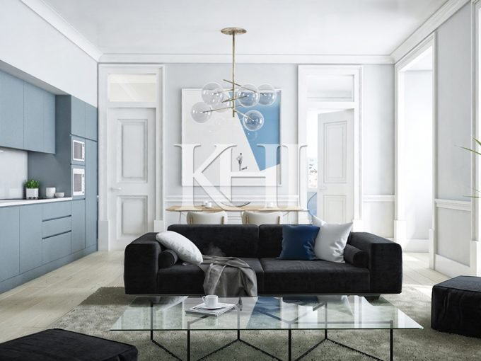 Two-Bedroom Apartment For Sale In Baixa