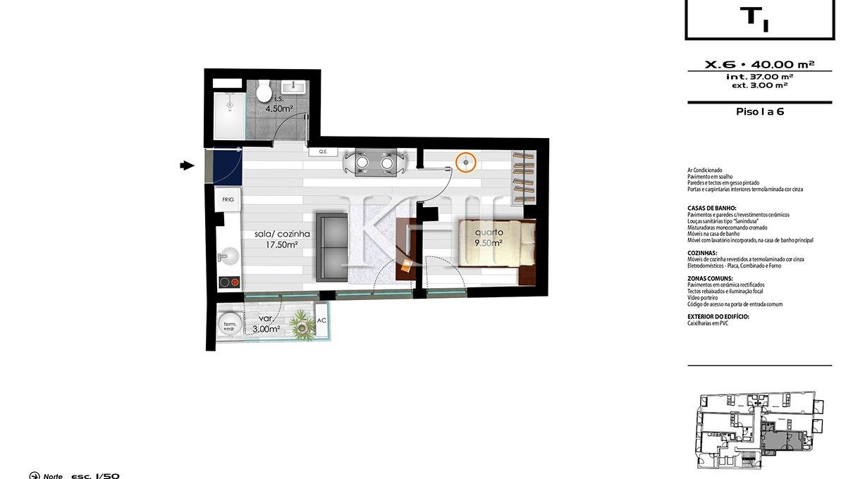 1_0004_Floor plan 1bed x6
