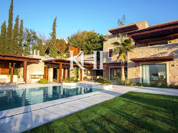 6 Bedroom Bodrum Villa