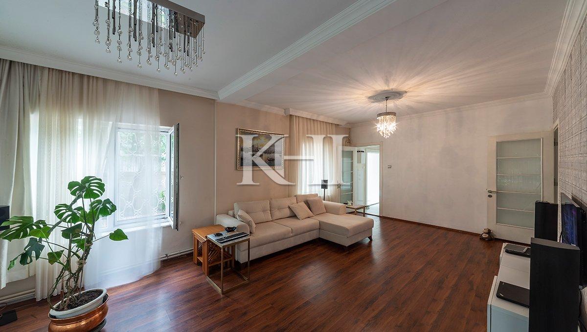 Detached Villa in Besiktas Istanbul