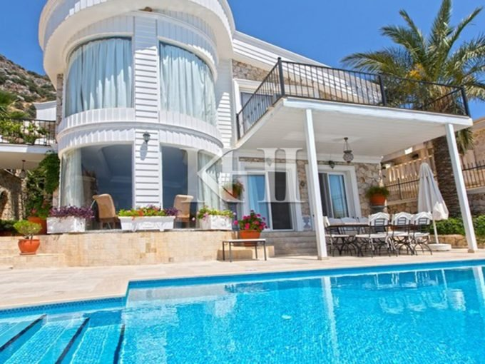 Exclusive Seaview Villa in Kalkan