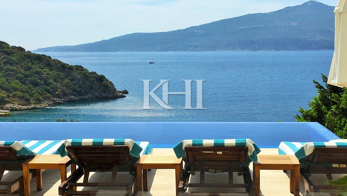 Exclusive Villa For Sale in Kisla, Kalkan