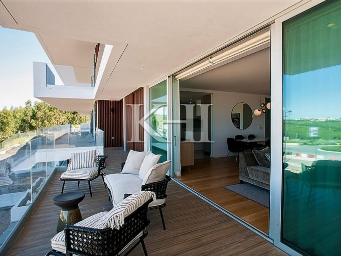 Luxury Golf Resort Apartments in Belas