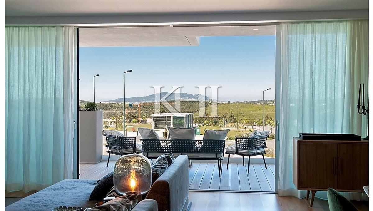 2 Bedroom Luxury Belas Apartment