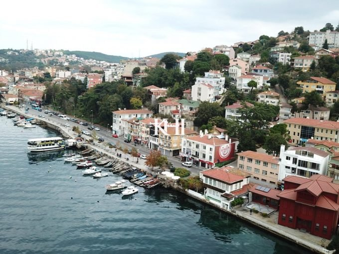 Sea front villa in Beykoz Istanbul