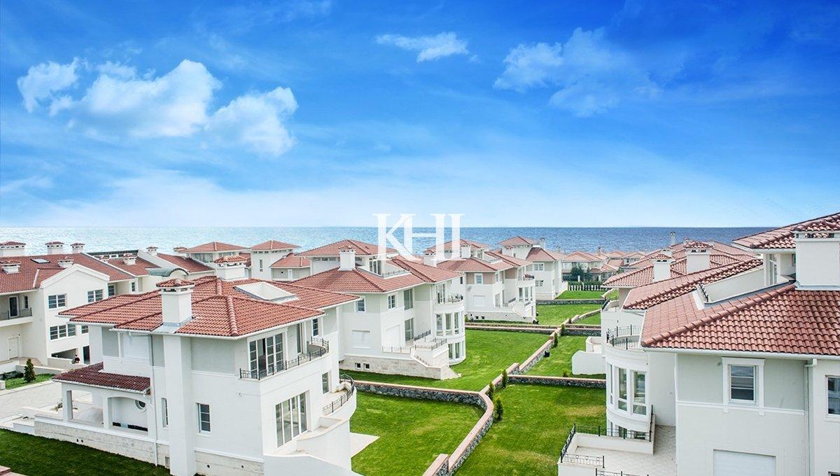 Sea View Istanbul Villas