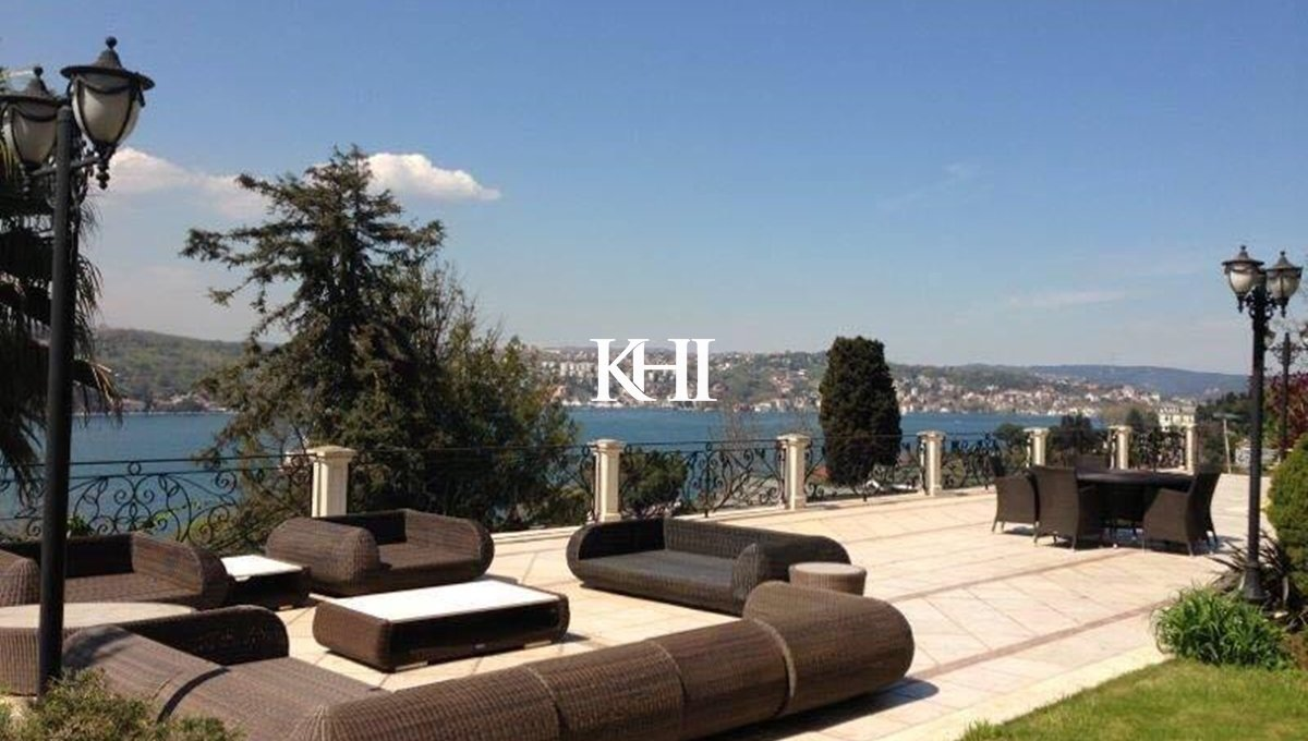 bespoke Istanbul Bosphorus House