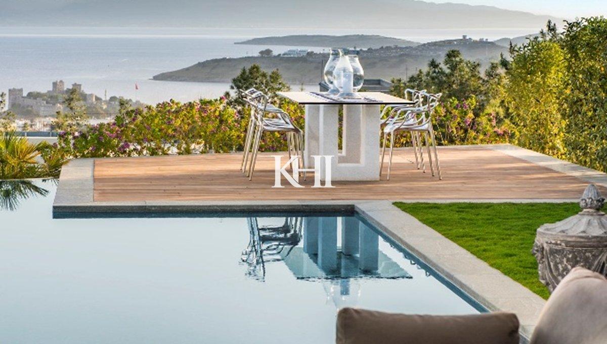 Four-Bedroom Properties For Sale In Bodrum