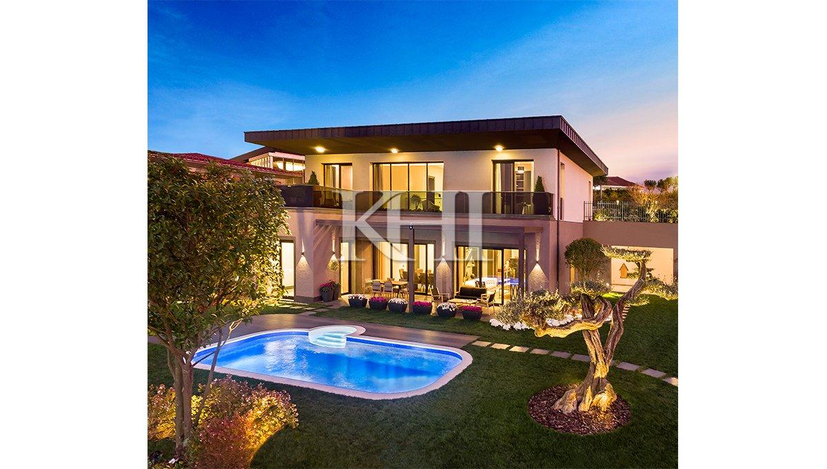 Detached Istanbul Villas For Sale