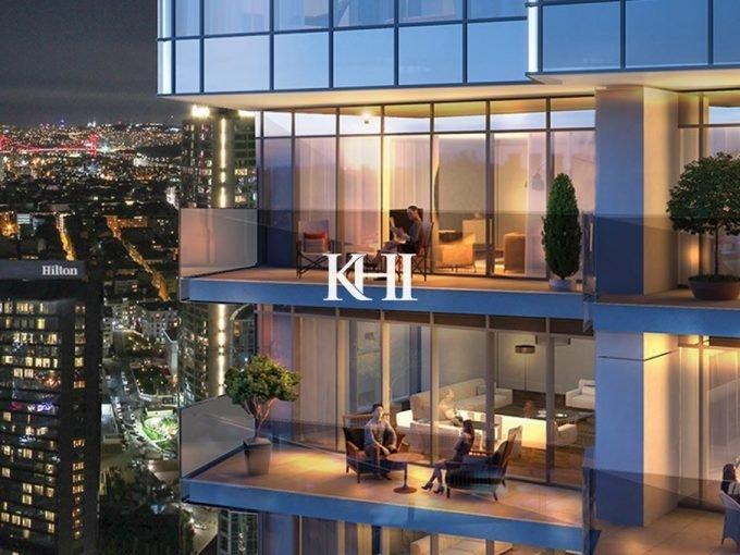 Luxury Apartments in Sisli Bomonti
