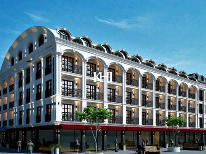 Invest in Fethiye Town Apartments