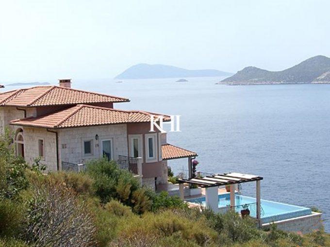 Waterfront Villa in Kas Peninsula
