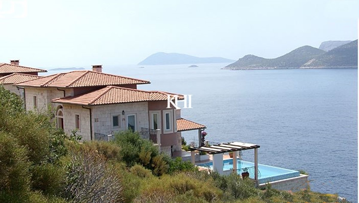 Waterfront Villa For Sale On The Kas Peninsula