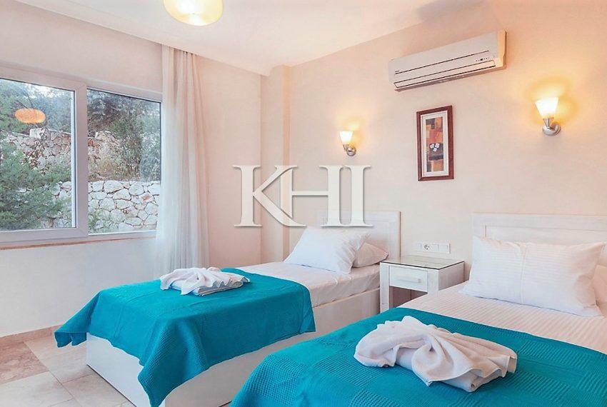 5 Bedroom luxury villa for sale in Kalkan (1)