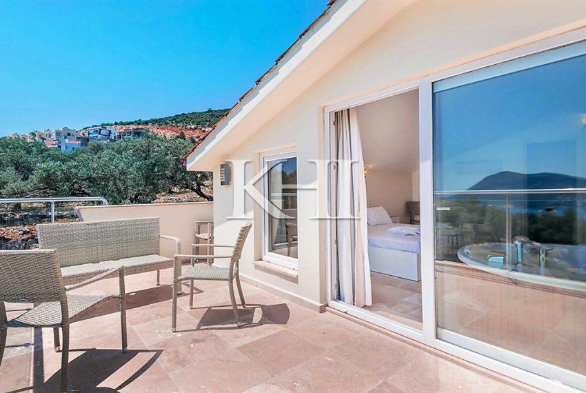 5 Bedroom luxury villa for sale in Kalkan (10)