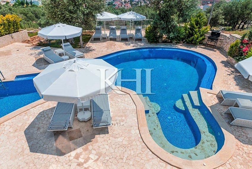 5 Bedroom luxury villa for sale in Kalkan (13)