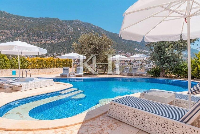 5 Bedroom luxury villa for sale in Kalkan (15)
