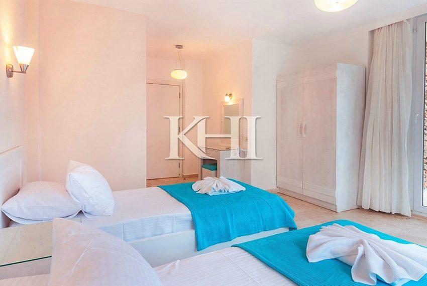 5 Bedroom luxury villa for sale in Kalkan (2)