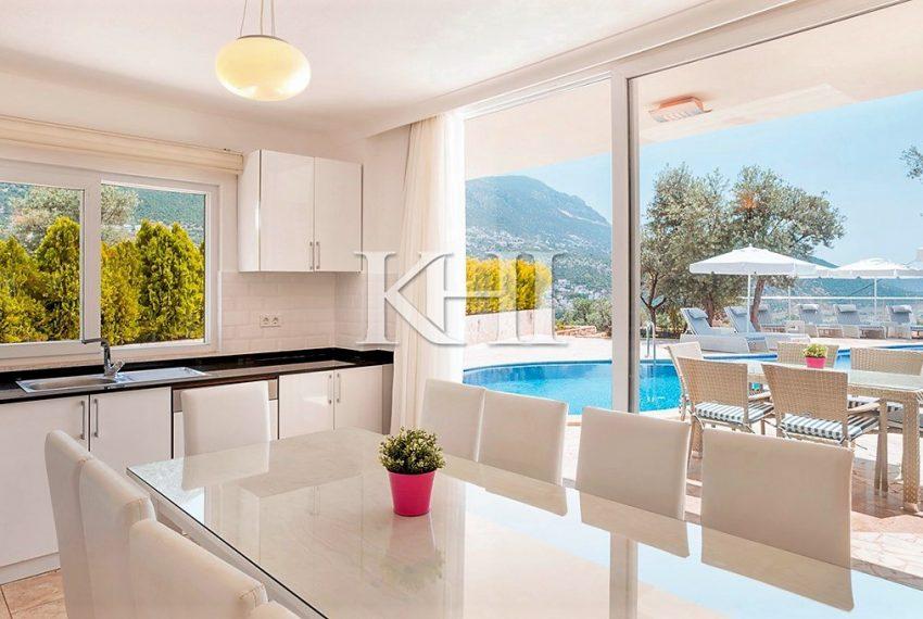 5 Bedroom luxury villa for sale in Kalkan (23)