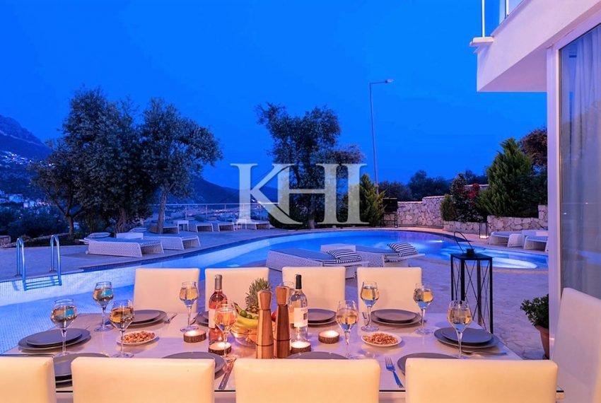 5 Bedroom luxury villa for sale in Kalkan (26)