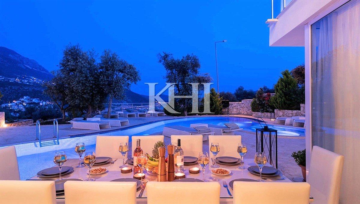 5 Bedroom Luxury Kalkan Villa
