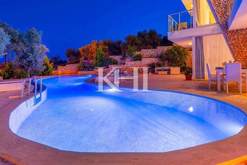 5 Bedroom luxury villa for sale in Kalkan (27)