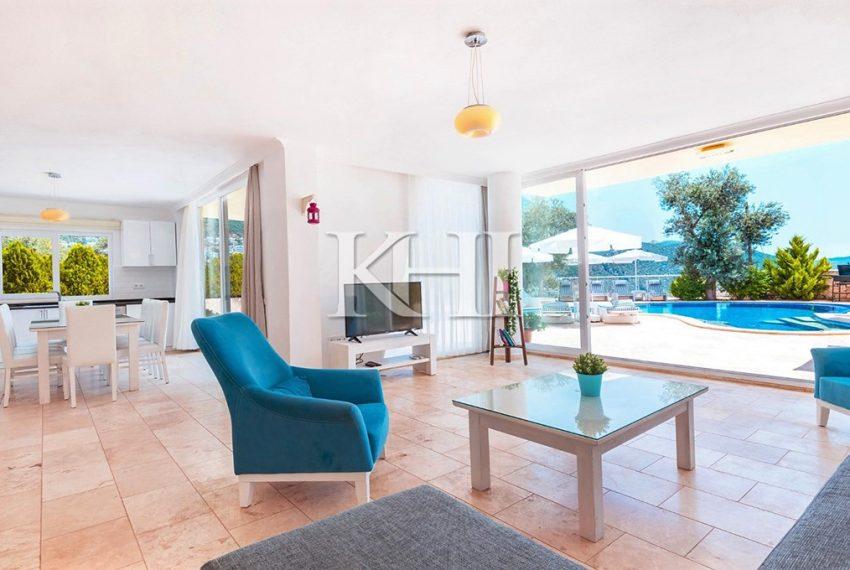 5 Bedroom luxury villa for sale in Kalkan (3)