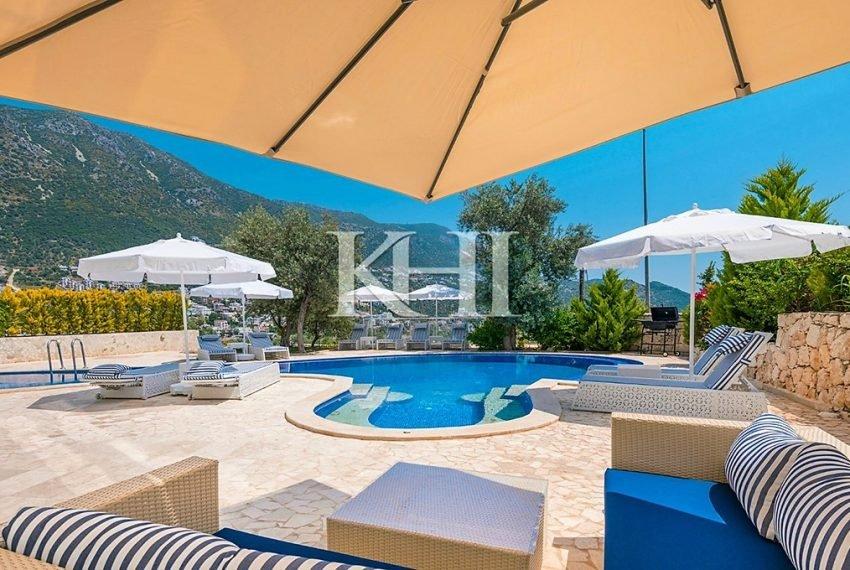 5 Bedroom luxury villa for sale in Kalkan
