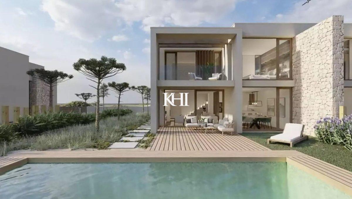 Luxury Golf Resort Villas For Sale In Obidos