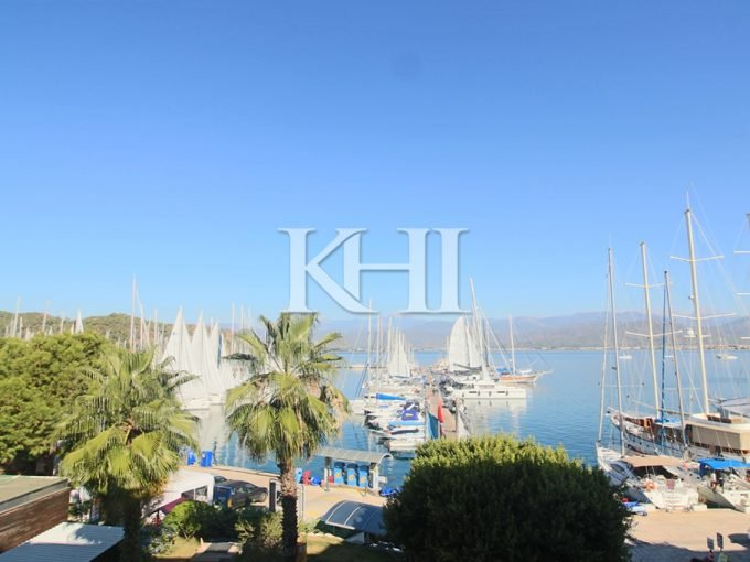 One Bedroom Apartment For Sale in Fethiye Center