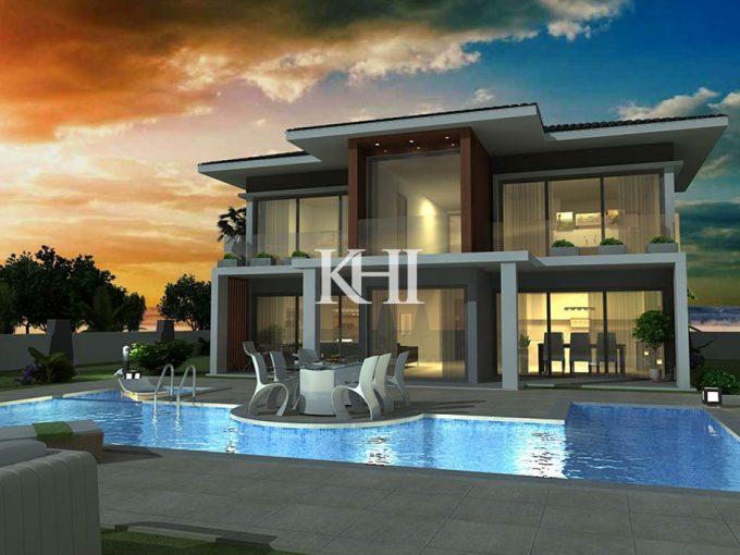 Luxury Villa For Sale in Ovacik
