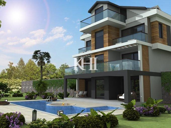 Detached Gocek Villas For Sale