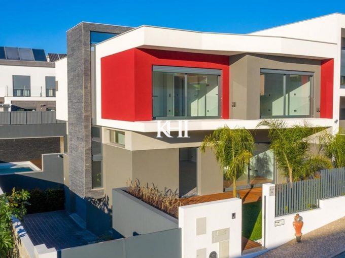Brand new Cascais Villa For Sale