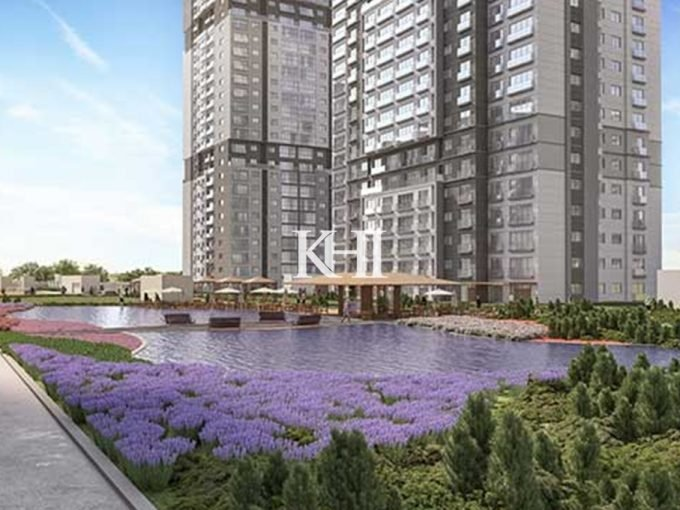 Two-Bedroom Apartment For Sale In Istanbul