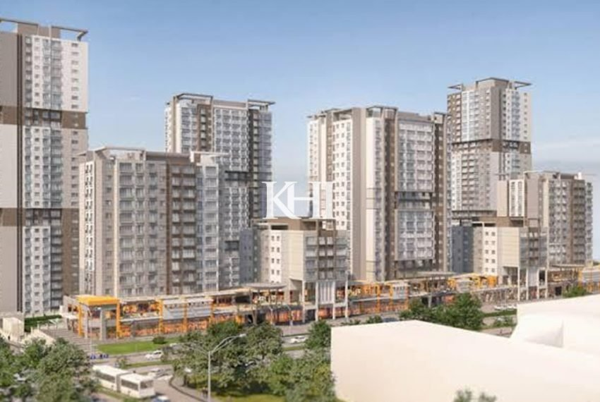 Apartments for Sale in Brand-New Residence