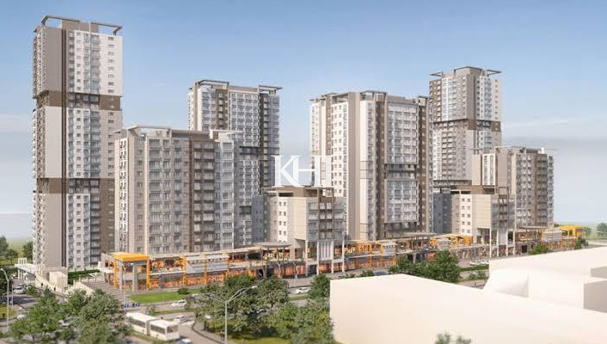 Brand-New Apartments For Sale In Istanbul